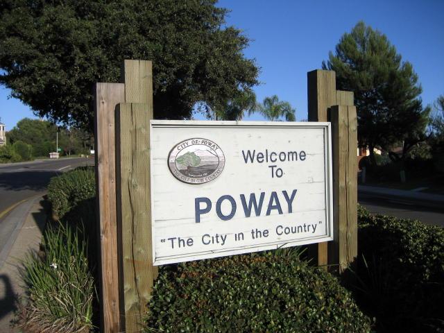 image of Poway California
